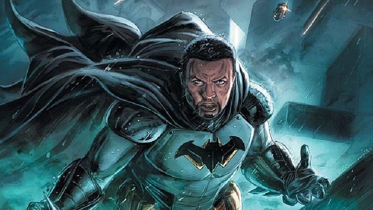 DC Comics says new Batman will be black