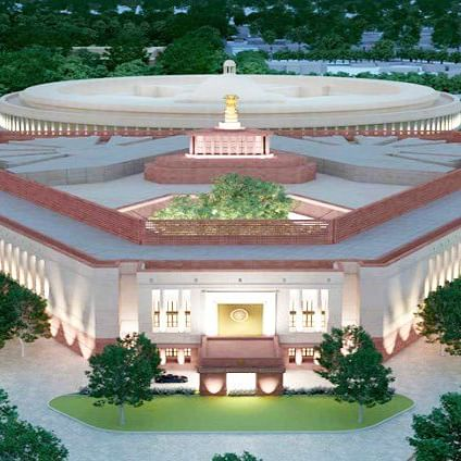 'Fugly, Eyesore!': Twitter vexed by Rs 970 crore new Parliament building