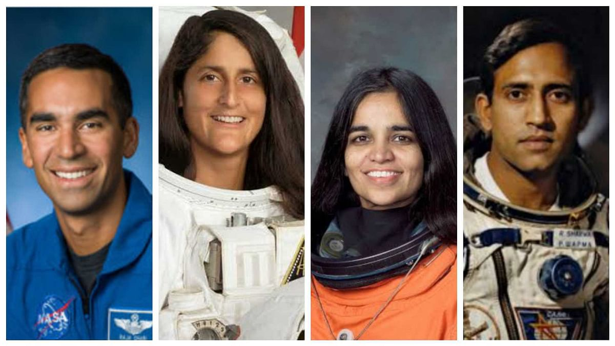 From Rakesh Sharma to Raja Chari: Astronauts who carried Indian name to space