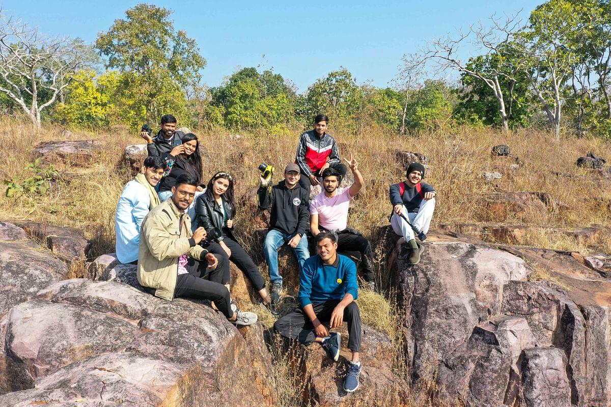 Madhya Pradesh: IG Bhopal holds photo trip in Saru Maru and Jhiri of Ratapani Jungle