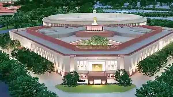 PM Modi hailed the new Parliament building as a symbol of self-reliance