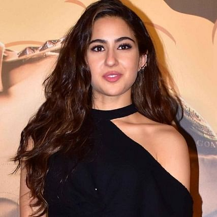 Sara Ali Khan feels lucky and privileged