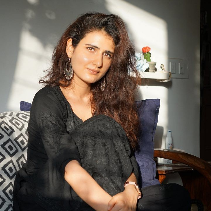 Fire breaks out at 'Dangal' actress Fatima Sana Shaikh's residence