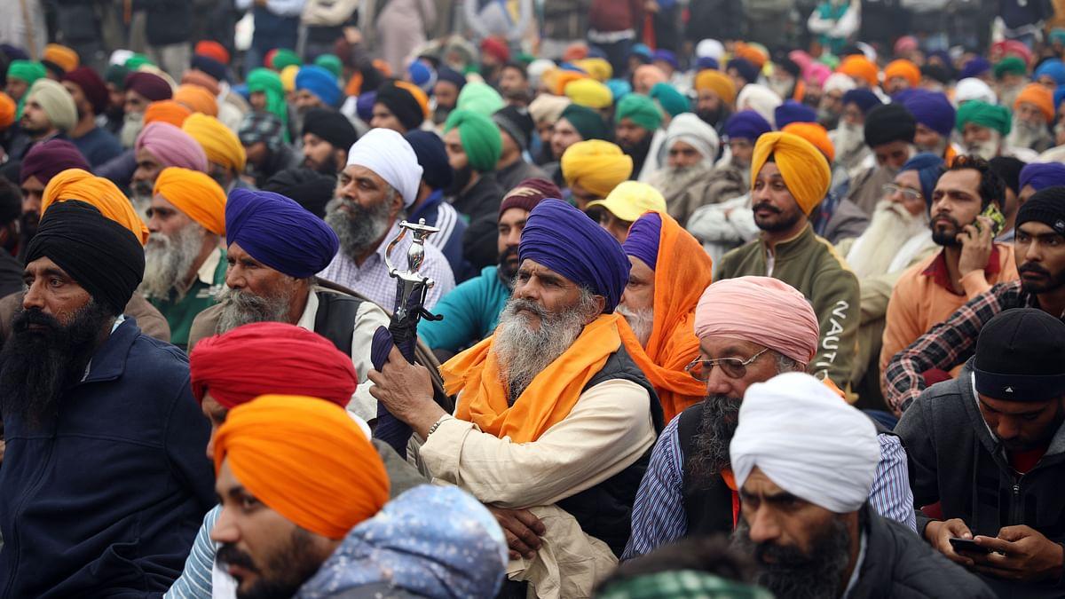 Punjab DIG Lakhminder Singh Jakhar tenders resignation in support of protesting farmers