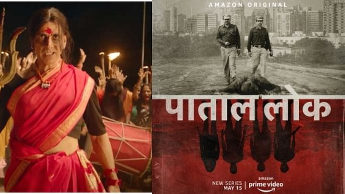 From 'Laxmii' to 'Paatal Lok': Films, web series that courted controversies in 2020