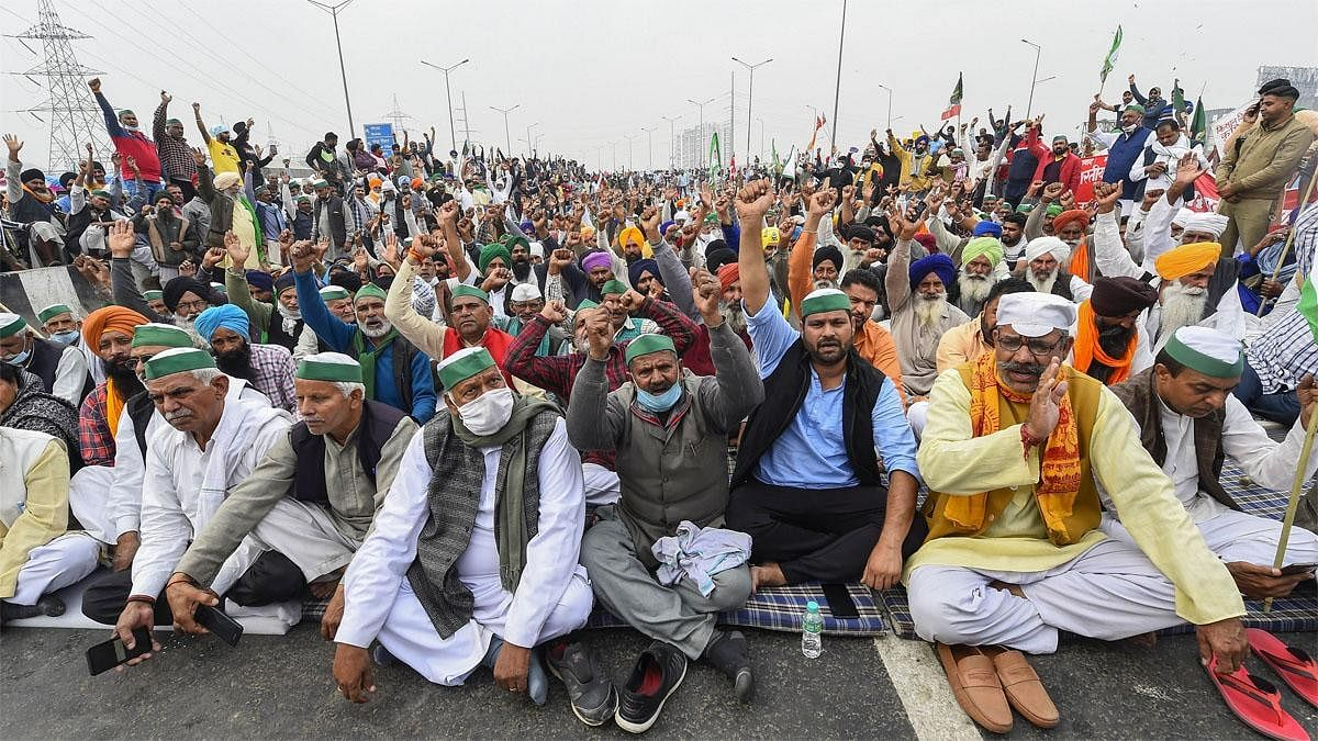 'Govt is with farmers...': Amid ongoing agitation, MoS Kailash Choudhary urges protesters to be 'ready for mediation'