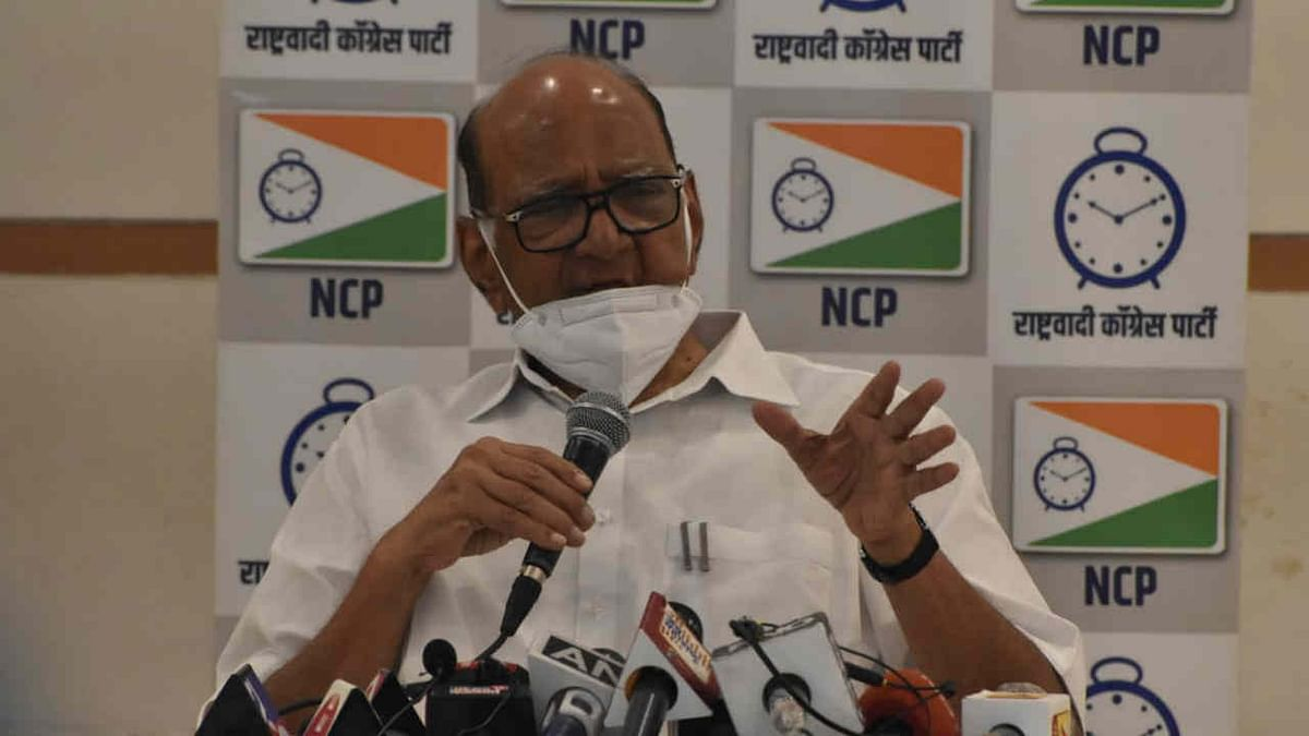 'If not resolved soon...': Sharad Pawar's warning to Centre on farmers' protest