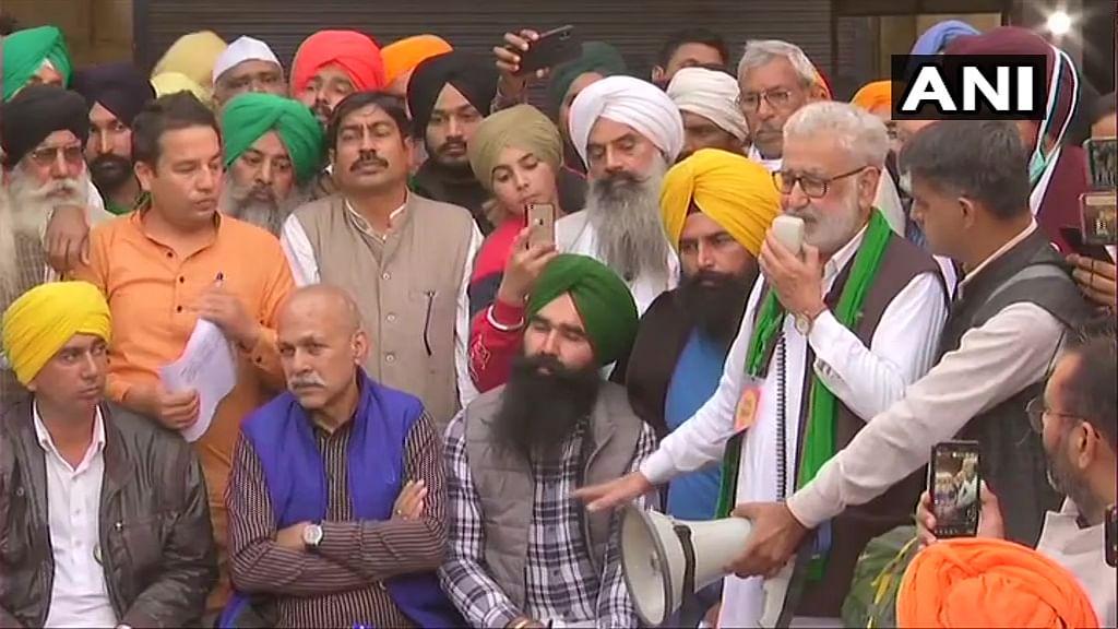 Farmer leaders reject Centre's proposal; announces 'Delhi gherao' on Dec 14
