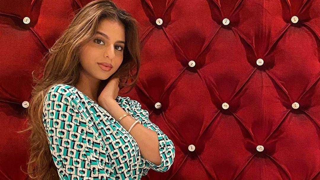 Shah Rukh Khan's daughter Suhana wants Disney to create an Indian princess
