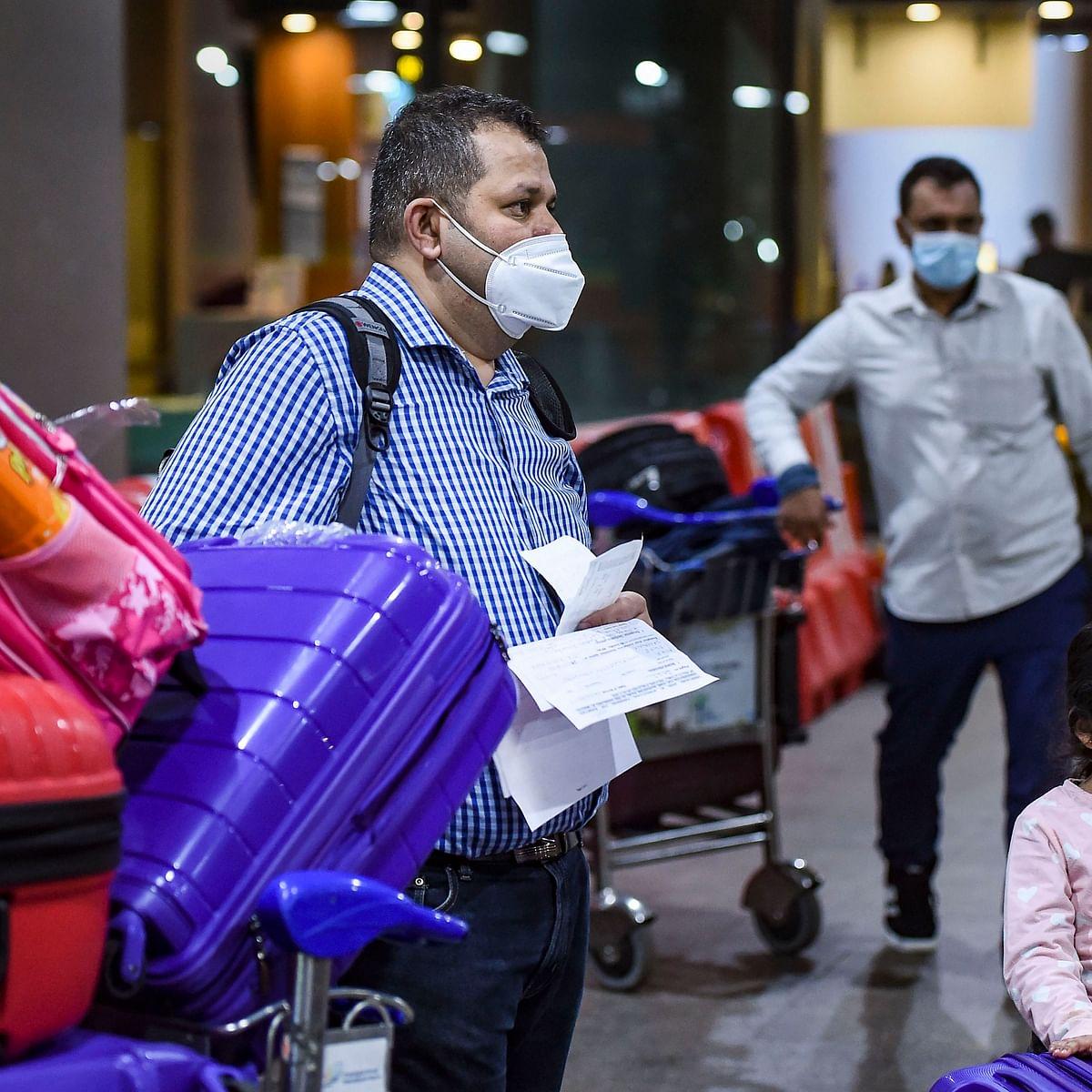 Mumbai COVID-19 surge: BMC exempts vaccinated international returnees from compulsory institutional quarantine