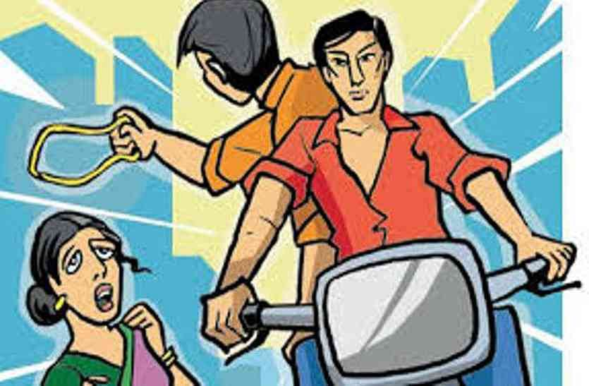 Mira Bhayandar- Vasai Virar cops launch awareness drive against chain snatching