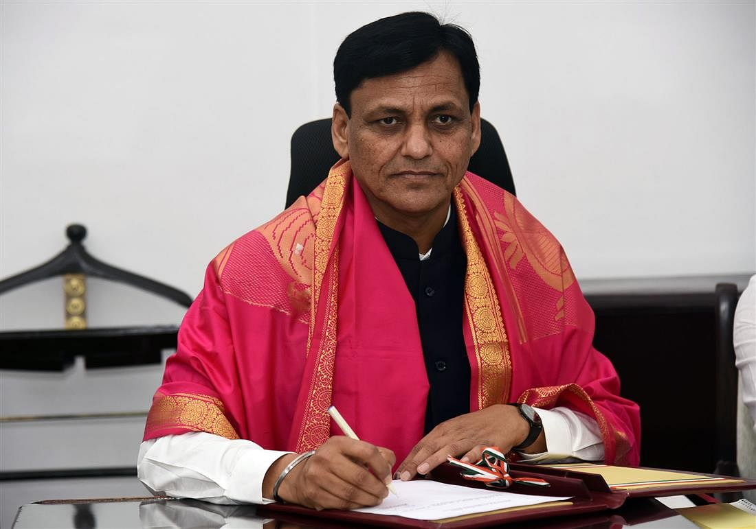 Union Minister Nityanand Rai accuses protesting farmers of sabotaging transport of ration for armed forces