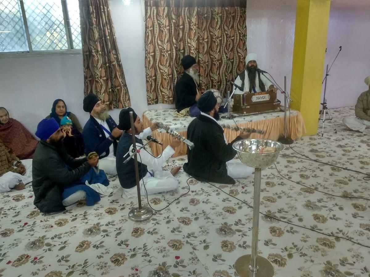 Madhya Pradesh: Kirtans, langars organised at gurdwaras in Indore on Guru Tegh Bahadur Shaheedi Diwas