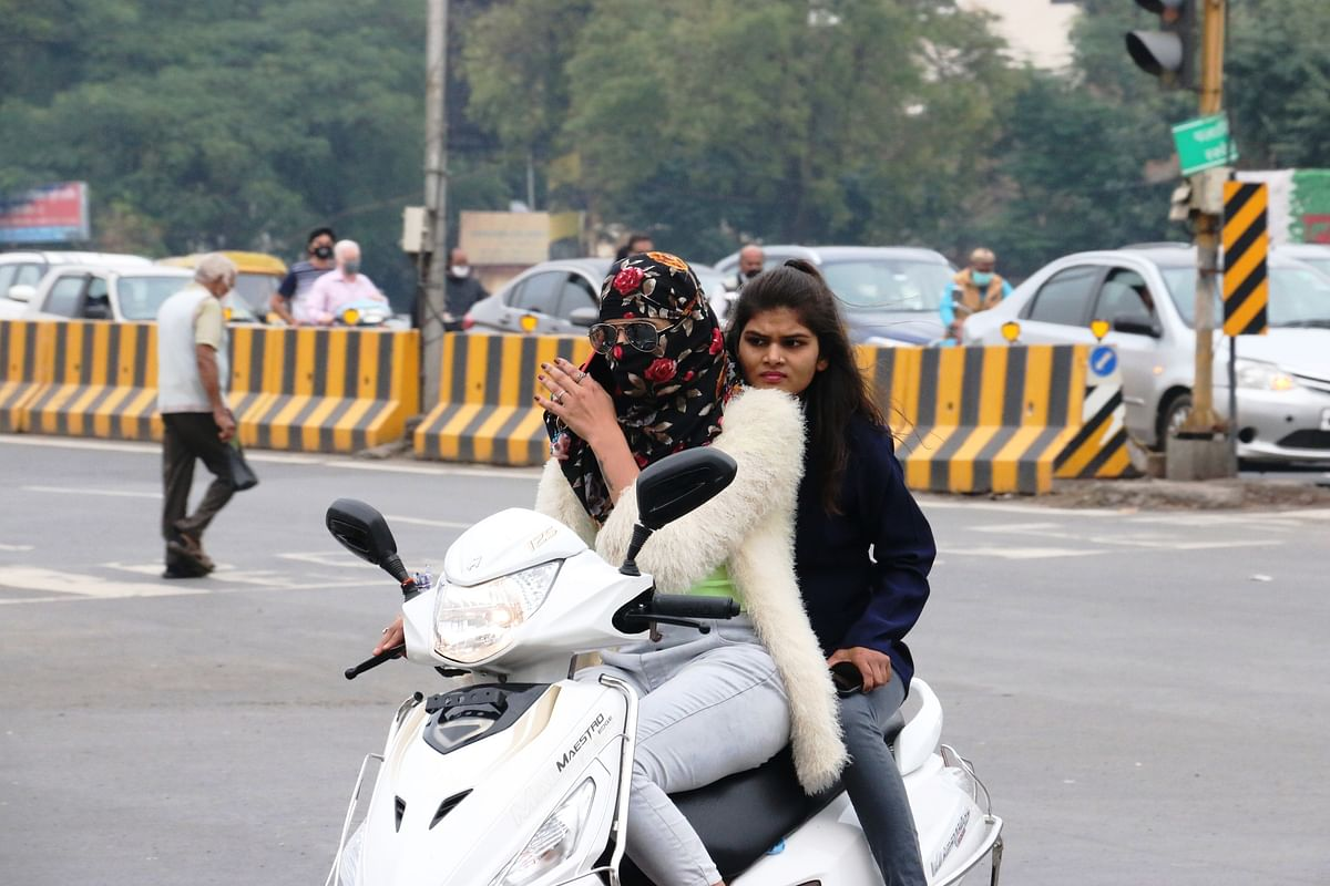 Indore: Pulled down by rains, pollution level 'fluctuated' by foggy weather again
