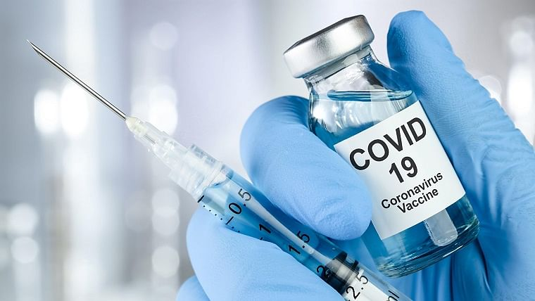Corona Vaccine Tracker on Dec 6, 2020
