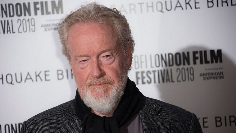 Ridley Scott wasn't the first choice to direct 'Alien'