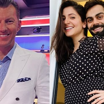 'You are welcome to have your child in Australia': Brett Lee to Virat Kohli, Anushka Sharma