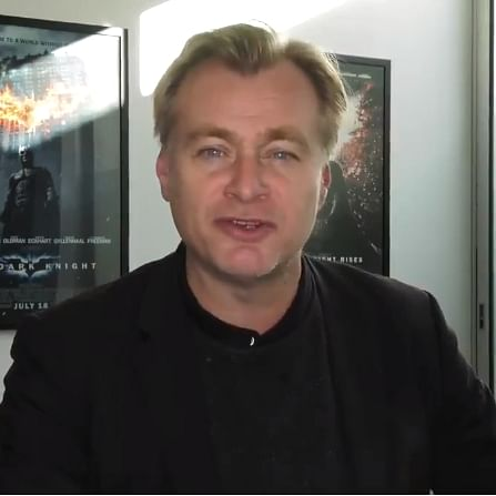 Watch: Christopher Nolan calls Dimple Kapadia 'great' in a special message for Indian fans ahead of 'Tenet' release