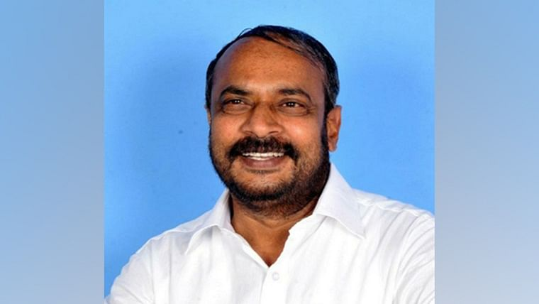 Karnataka Legislative Council Deputy Speaker SL Dharmegowda