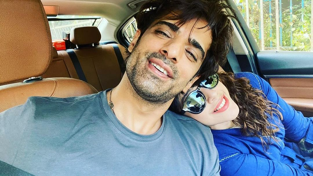 TV stars Mohit Malik and Aditi Shirwaikar announce pregnancy with heartwarming posts