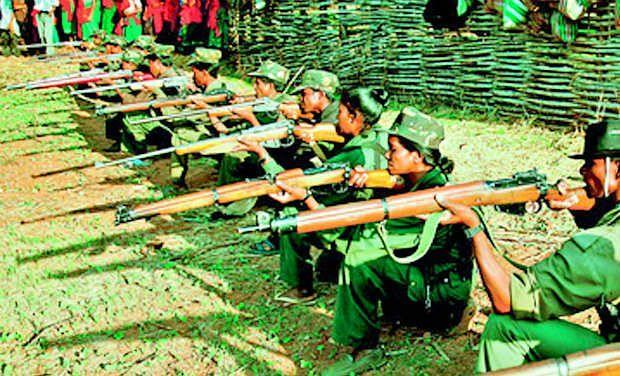 Madhya Pradesh: Two women Naxals  killed in encounter