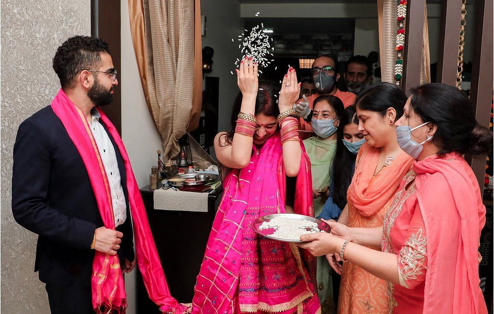 Bhopal: Remove mask at weddings and be ready to pay fine of Rs 500