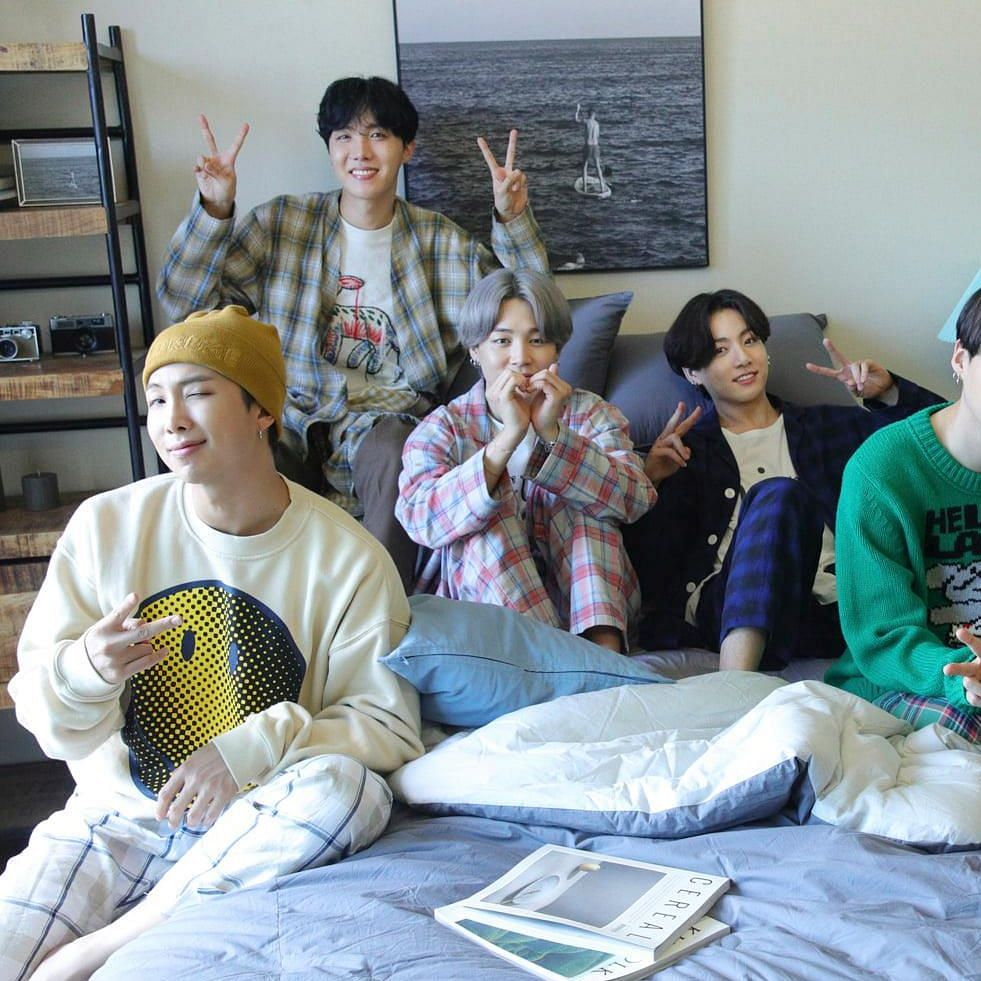 K-pop band BTS rules Billboard Hot 100 chart once again with 'Life Goes On'