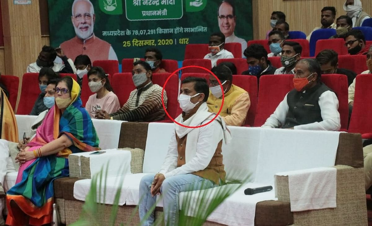 Madhya Pradesh: When Tirla farmer had a date with Modi