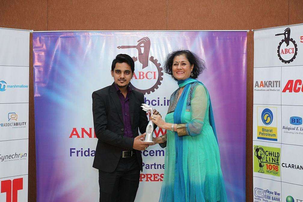 Brokers Forum of India bags an award