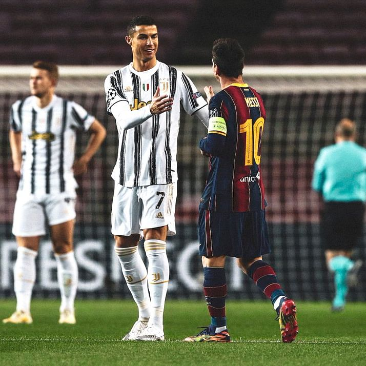 Ronaldo ecstatic as Juventus pull off 'nearly impossible mission' against Messi's Barcelona