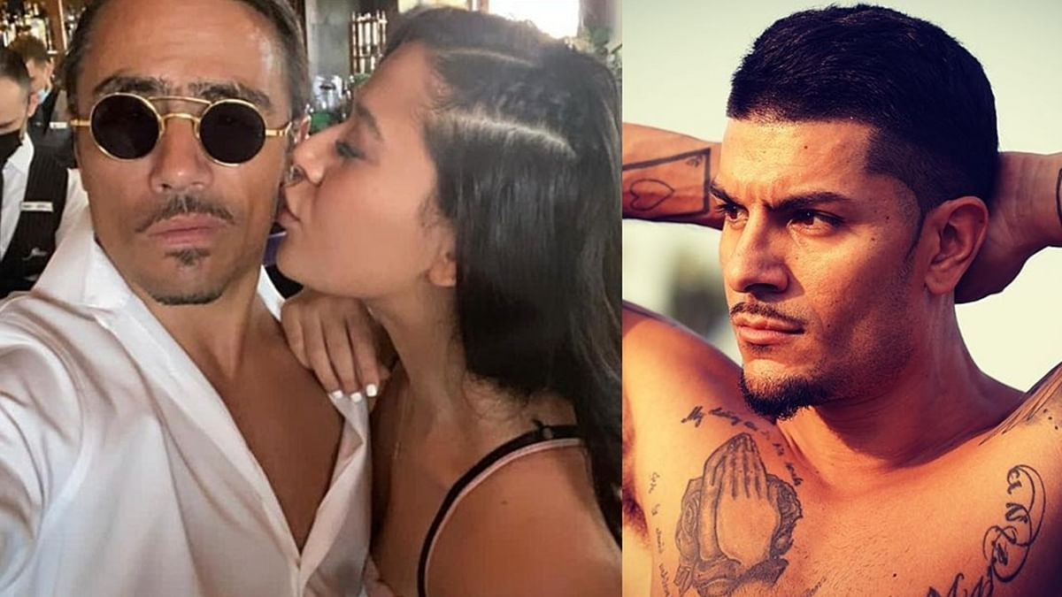 A month after breakup, Krishna Shroff shares kissing photo with 'bae' Nusret; ex-flame Eban reacts
