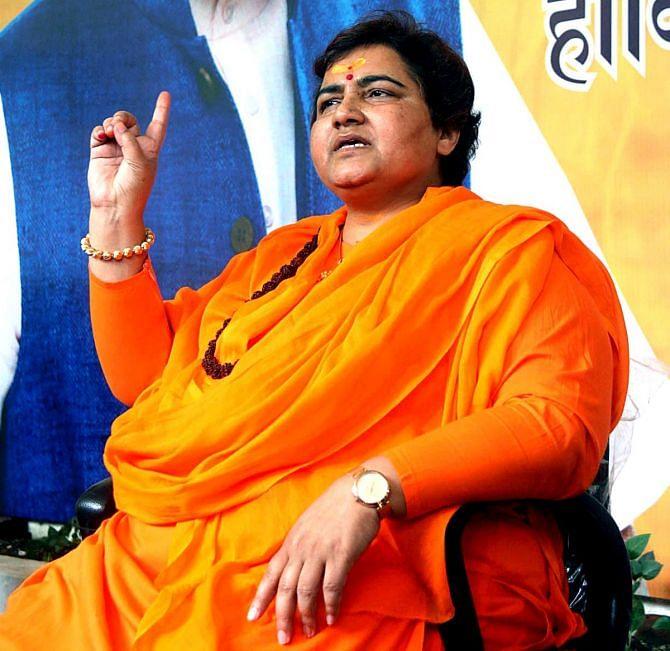 Madhya Pradesh: Tell Pragya Thakur not to teach us who is Shudra and who is terrorist, Manjhi to Nadda