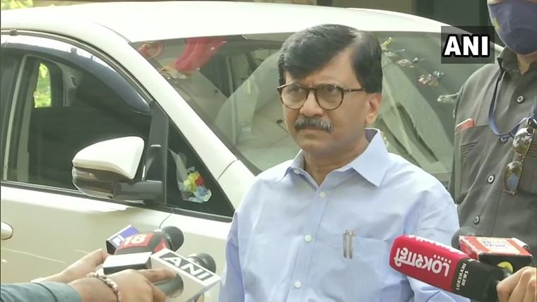 'Not easy to shift Mumbai's film city to another place': Sanjay Raut on Yogi Adityanath's visit