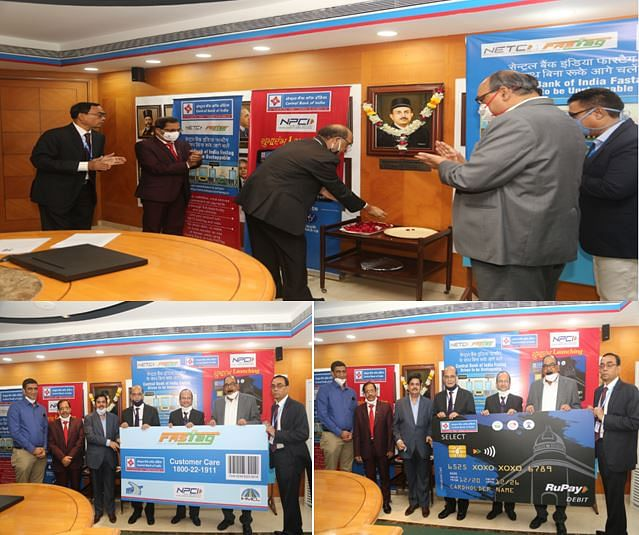 Central Bank of India celebrates 110th Foundation Day by launching RUPAY Select Debit Card and FASTAG