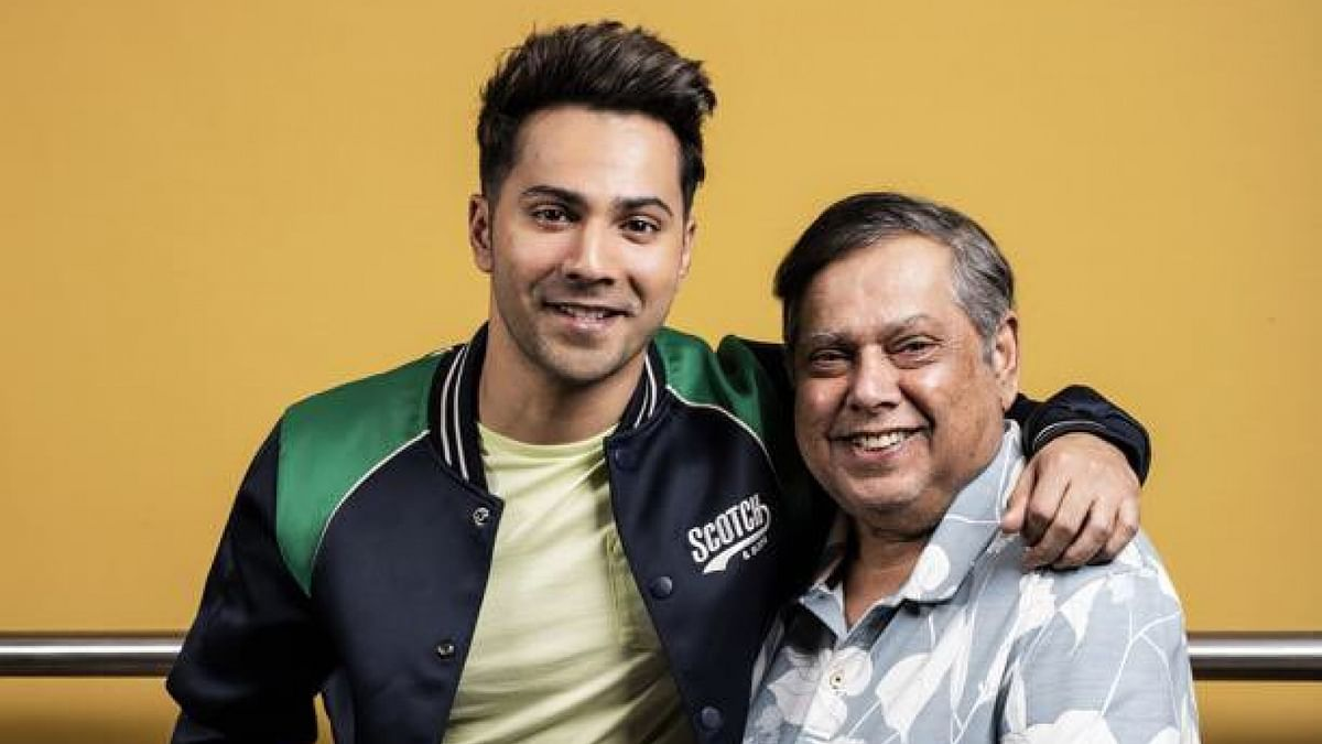 Varun Dhawan opens up about working with his father David Dhawan