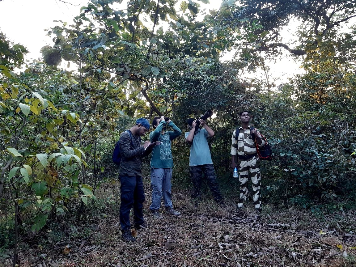 Panvel: In a first, citizens get involved in official bird count at Karnala Bird Sanctuary