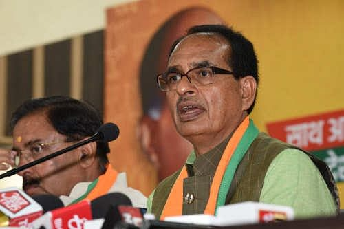 Madhya Pradesh: Chief minister Shivraj Singh Chouhan expresses grief over loss of 8 lives in accident in Rajasthan