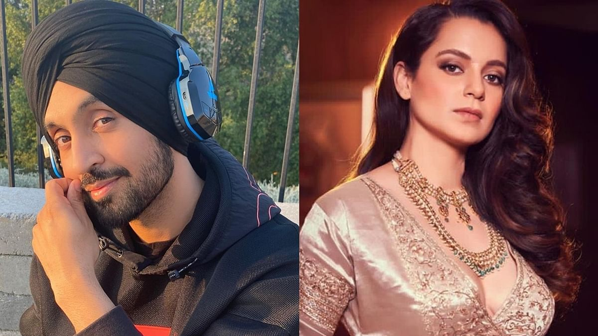 After Twitter spat with Kangana, Diljit Dosanjh gains 4 lakh followers in two days