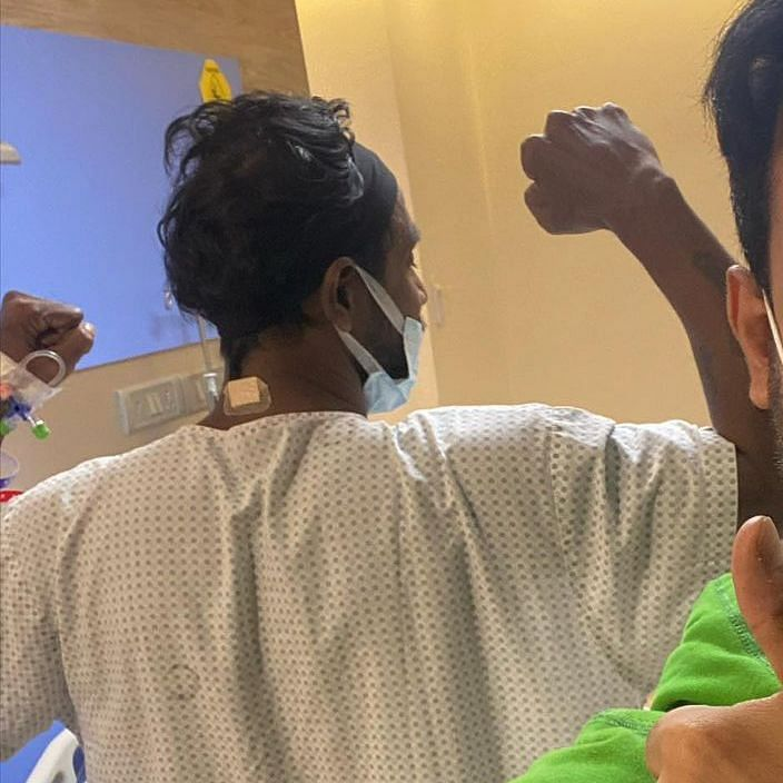Remo D'Souza Health Update: Choreographer-filmmaker strikes heroic pose in hospital post-heart attack
