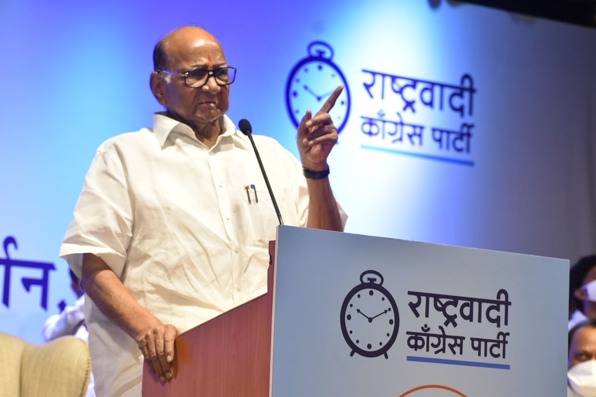 Sharad Pawar missed PM Modi's post twice due to darbar politics: Praful Patel