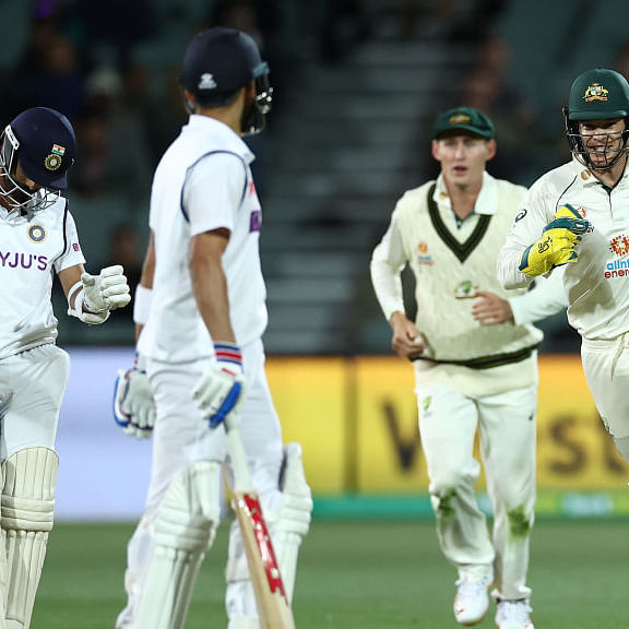 Ind vs Aus 1st Test: Late wickets bring hosts back in power after Kohli's show