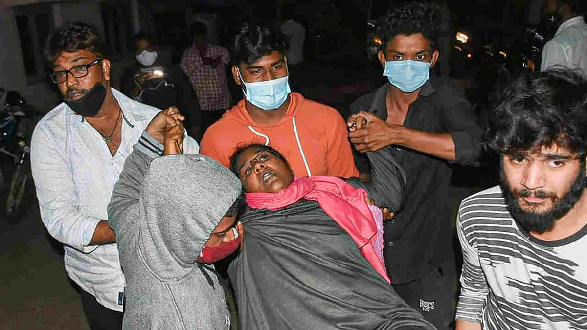 Mystery disease takes at least one life in Andhra Pradesh's Eluru, 290 fall sick