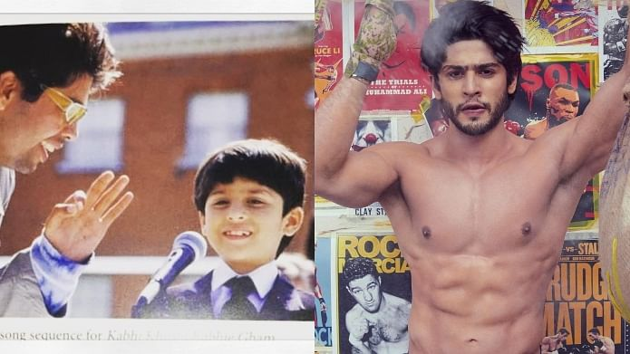 How does Jibraan Khan, who played Shah Rukh Khan's son in 'Kabhi Khushi Kabhie Gham', look now? Check out his pics here