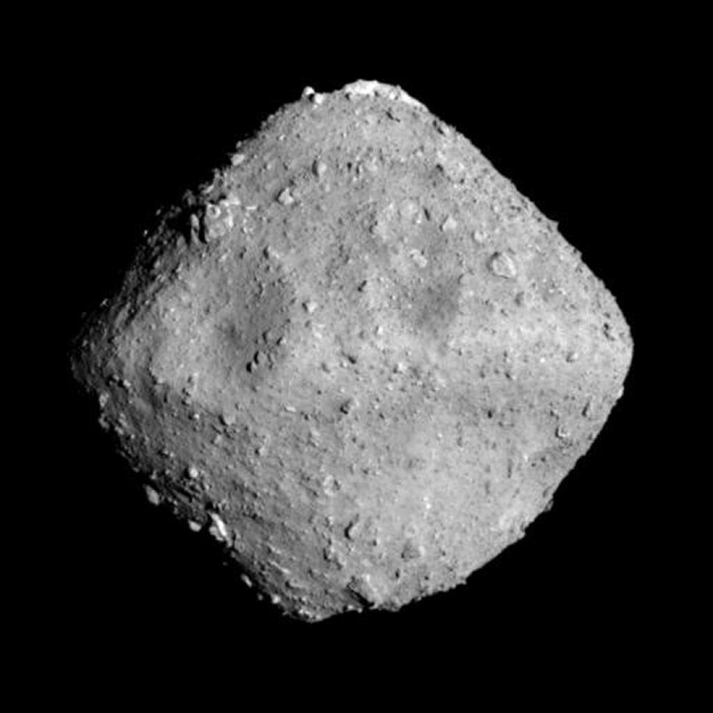 Scientists at JAXA to study the source of high heat on asteroid Ryugu