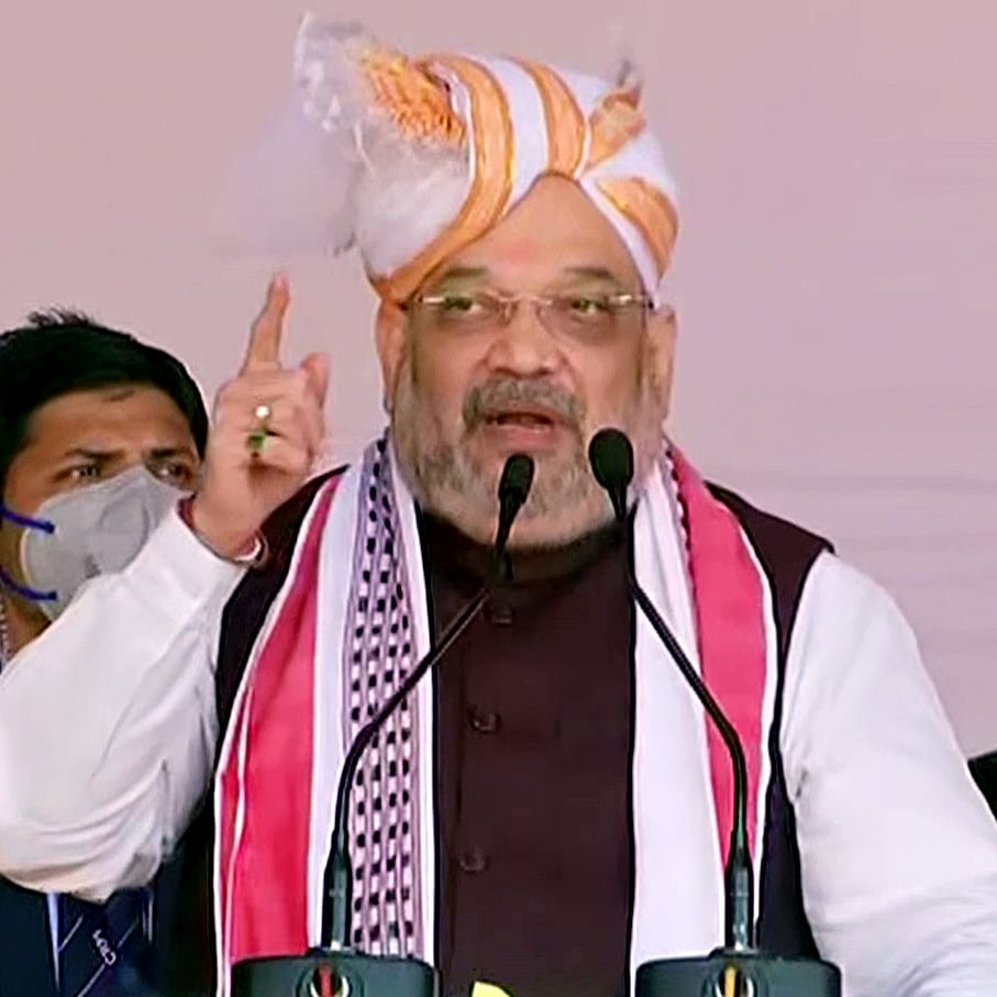 PM Modi has brought flood of development in North East: Amit Shah
