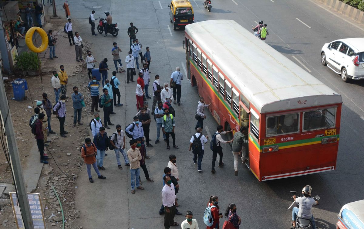 Bharat Bandh: Vehicular movement in Mumbai remained largely unaffected