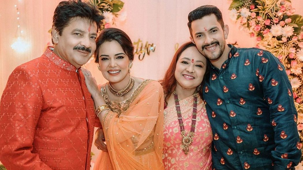 Udit Narayan reveals son Aditya, Shweta Agarwal were in a live-in relationship for 10 years