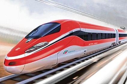 High speed rail corridor from Rajdhani to Varanasi