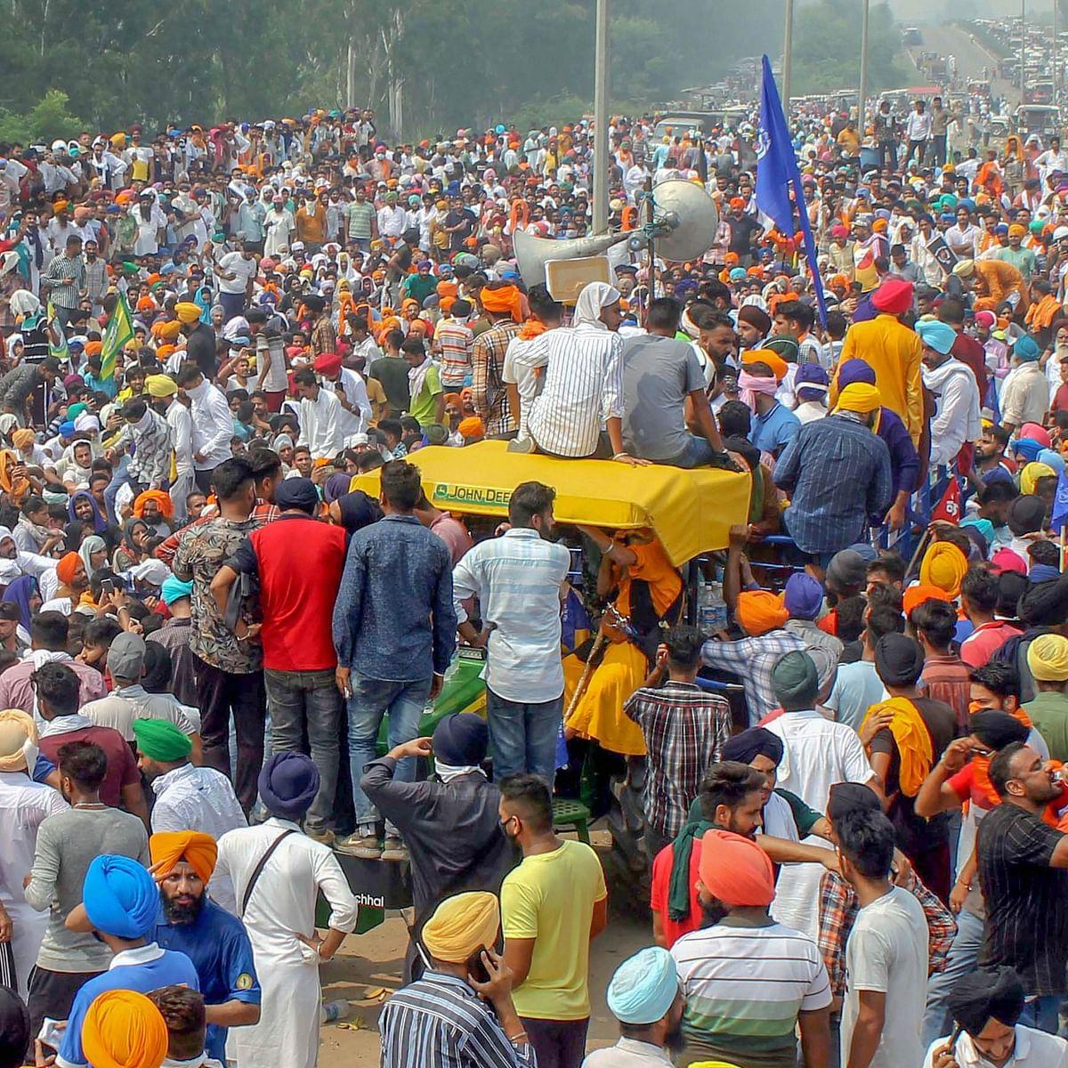 Amid farmers' protest, Western Railways again diverts trains in Punjab