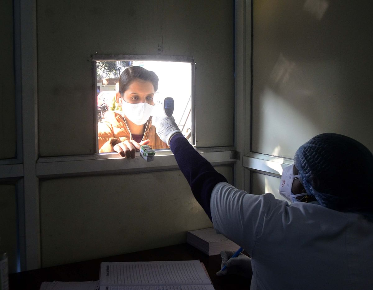 Number of Covid-19 cases steadily coming down in Madhya Pradesh